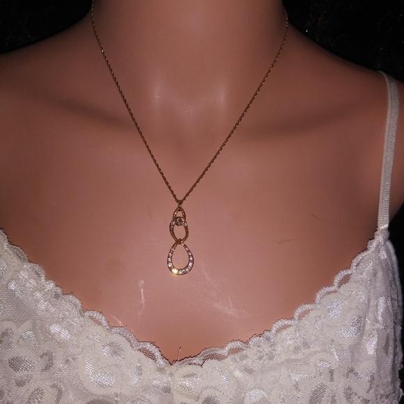 Avon Jewelry Womens Gold Necklace Poshmark